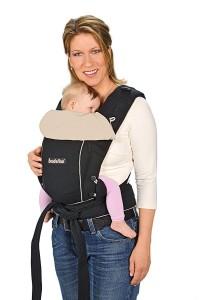 4. Babytrage Test - Bondolino Komforttrage